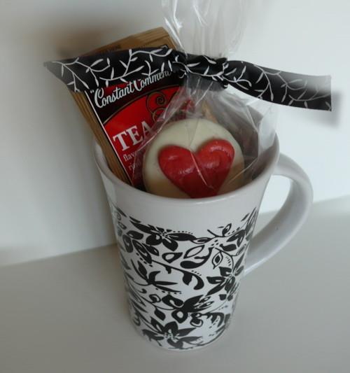 Влюбленное сердце. Оригинальные идеи упаковки подарка., фото № 49