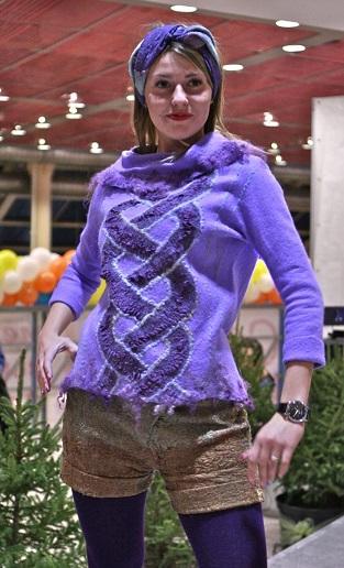 международный фестиваль, валяние, вязание спицами, фелтинг, гобелен, художественный войлок