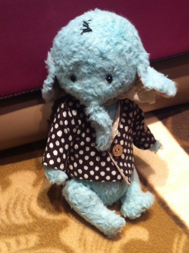 мк, слоник тедди, мк по шитью слоника, мк по авторской игрушке, чудо из плюша, светлана суханова