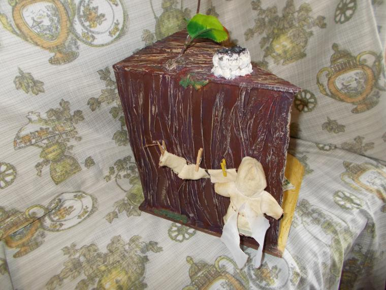 кукольная мебель, человечки