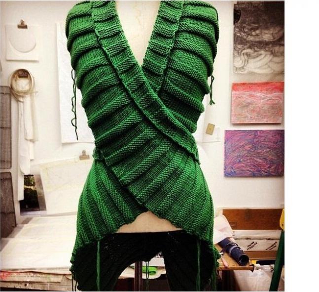 Вязание спицами самое интересное