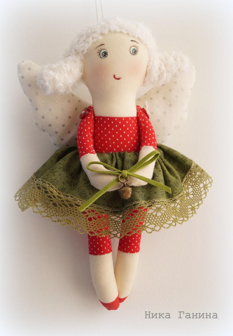 Куклы-ангелы своими руками
