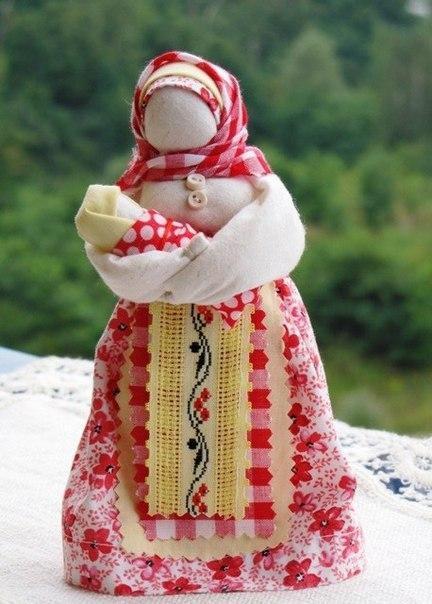 Кукла метлушка своими руками мастер класс