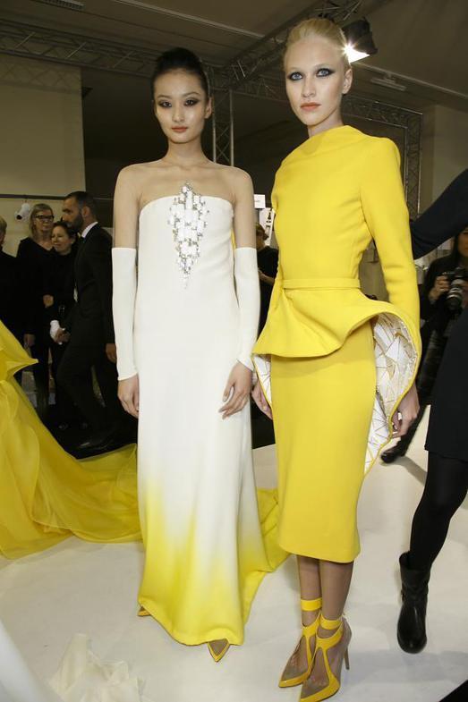 Stephane Rolland Haute Couture весна-лето 2014, фото № 43