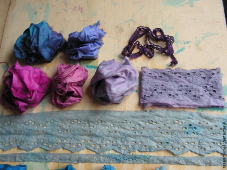 одежда для кукол, роспись по ткани