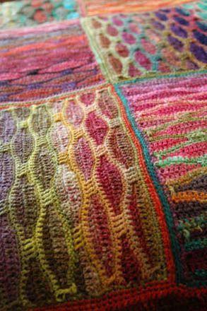 gorgeous blanket!! #crochet #blanket #pattern