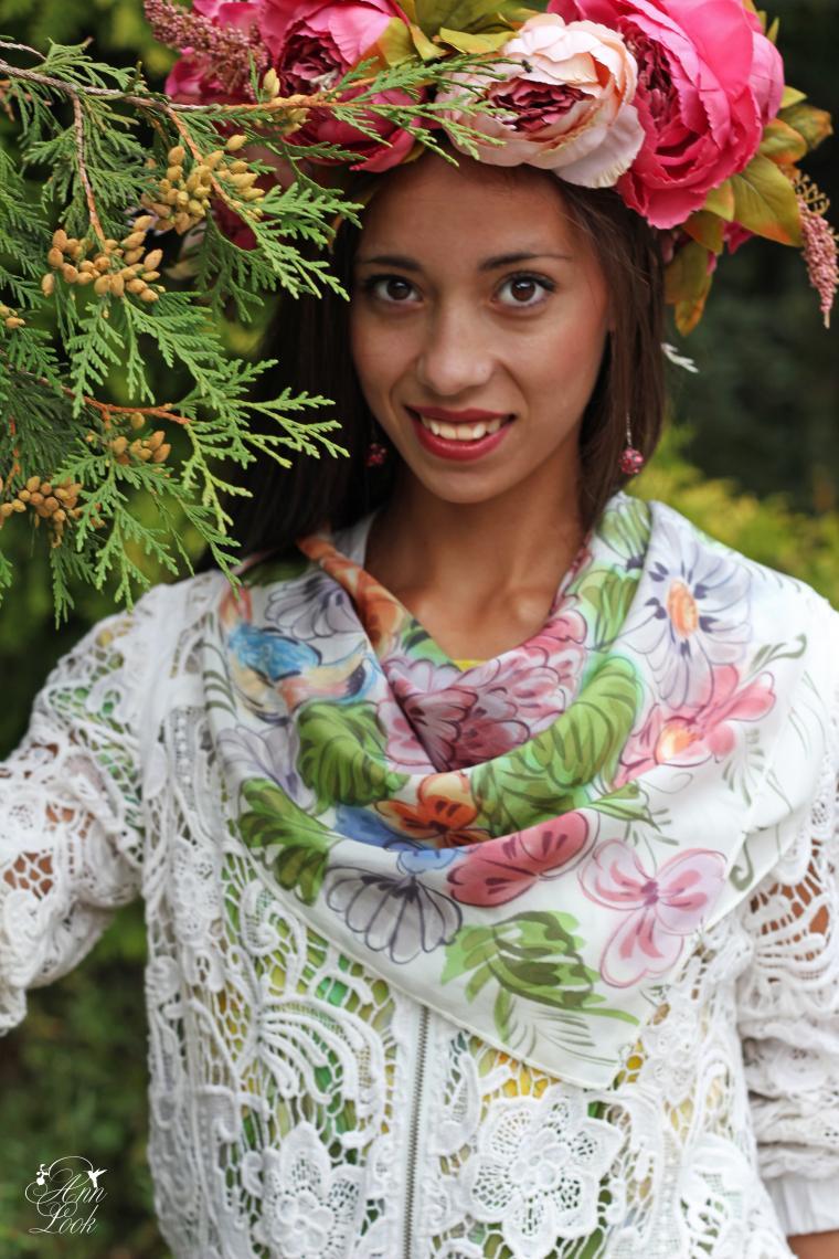 женская одежда, шелковое платье