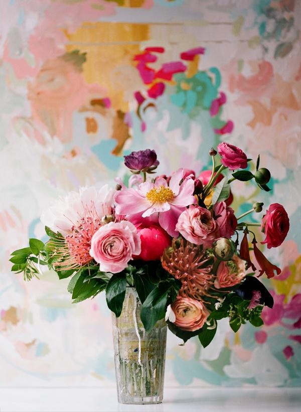 Цветы креативные