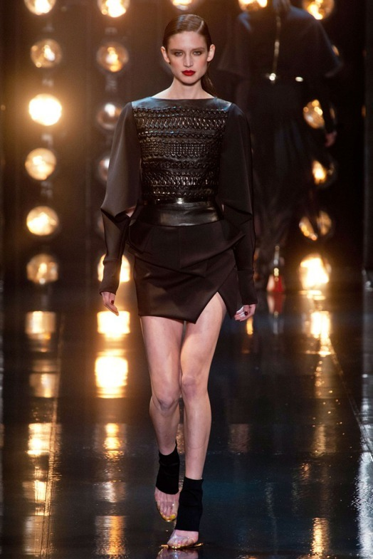 Alexandre Vauthier Haute Couture весна-лето 2014, фото № 9