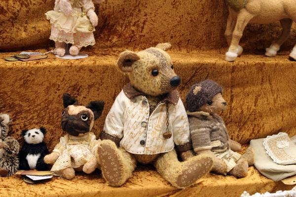 Выставка Euro Teddy в Эссене (с фото 1 часть), фото № 17