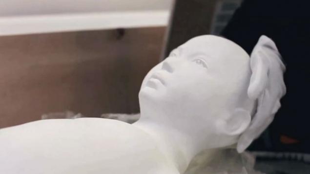 В Нью-Йорке проходит выставка растягивающихся скульптур из бумаги, фото № 3