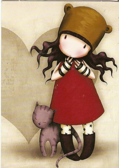 Куколки Сьюзен Вулкотт, фото № 10