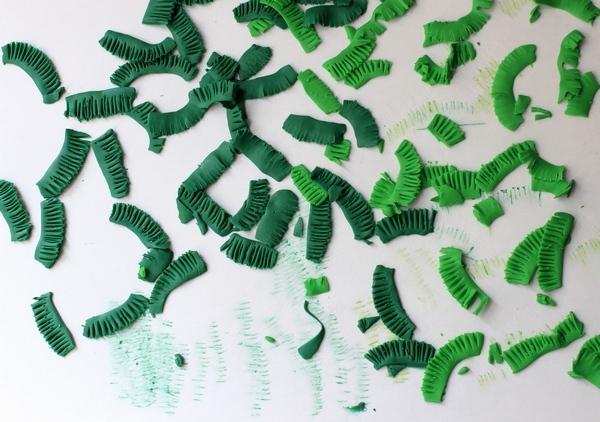 украшения из пластики