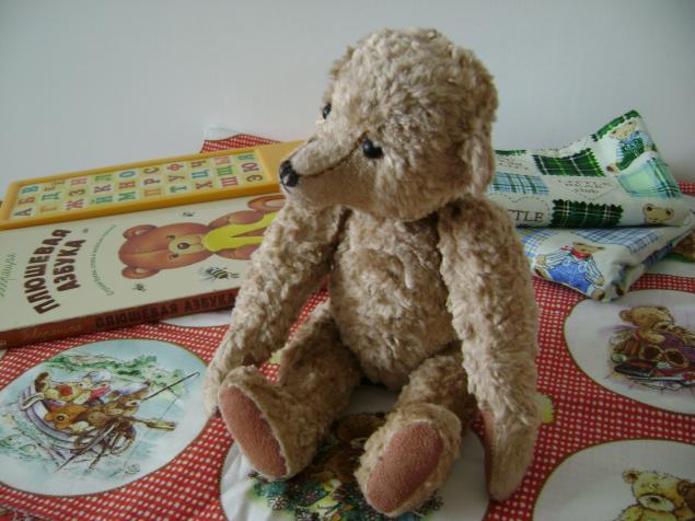 тедди, плюшевый тедди, медвежонок