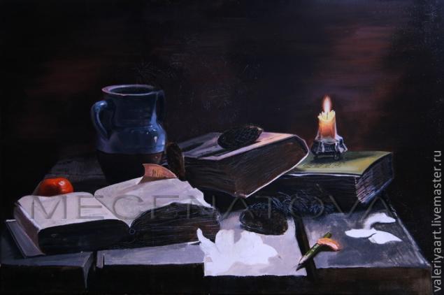 свеча, уроки