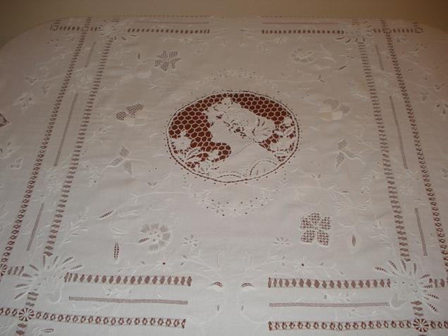 антикварный текстиль