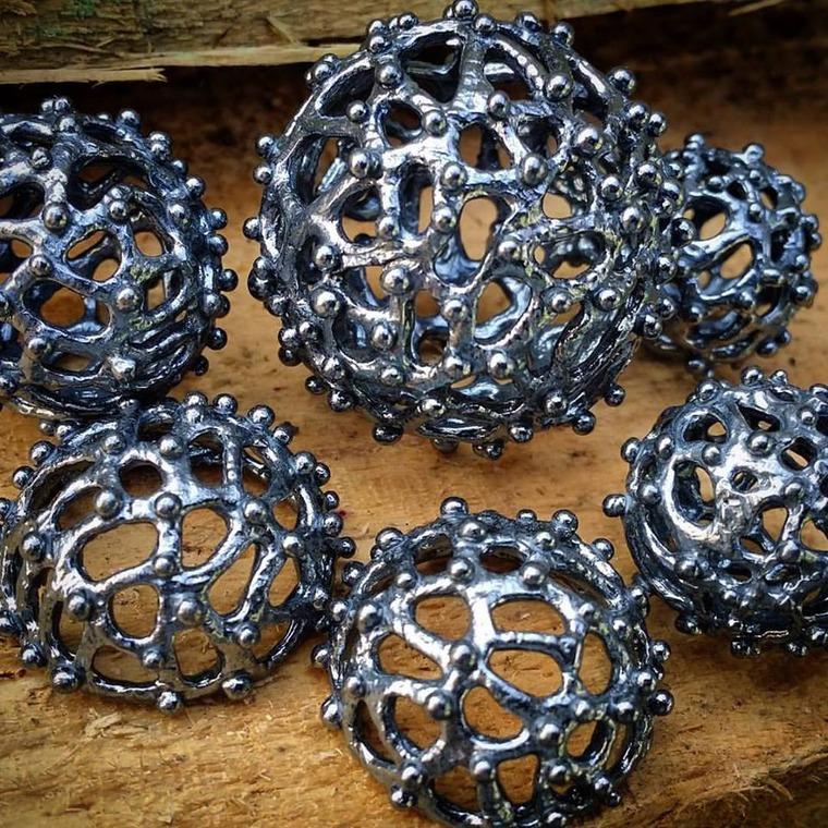 anna bronze, серебрение