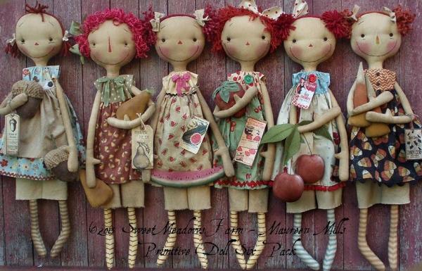 Куклы примитив своими руками