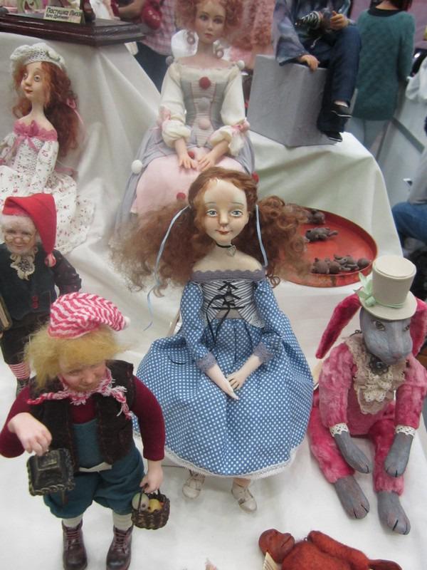 Немного Весеннего бала кукол... Фото, фото № 42