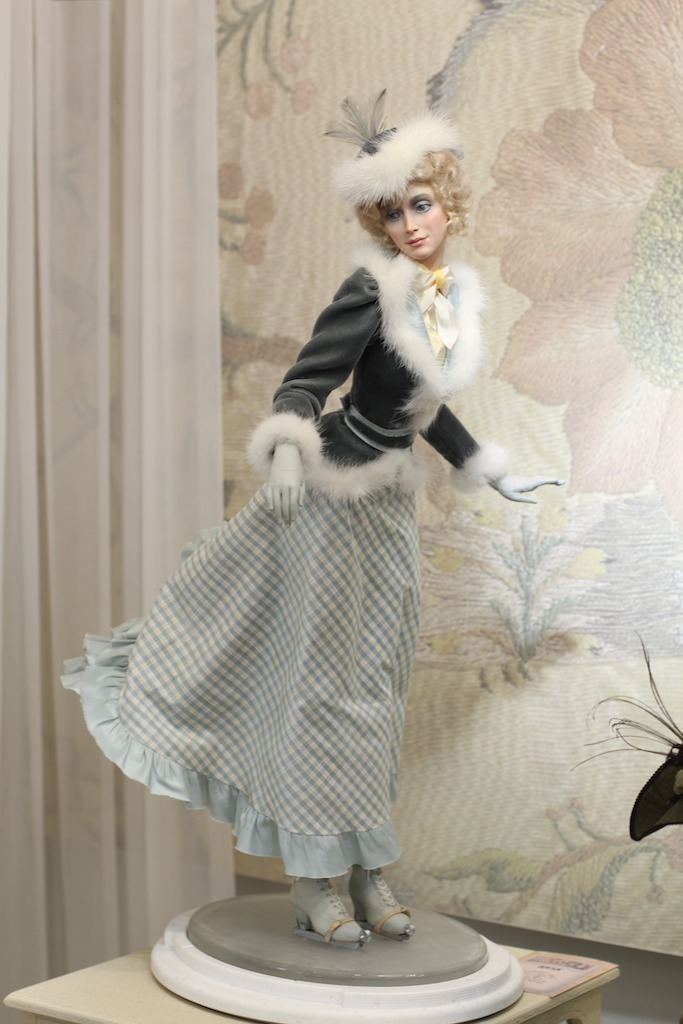 Международной выставка авторских кукол и мишек «Панна DOLL'я» в Минске. Часть 1., фото № 10