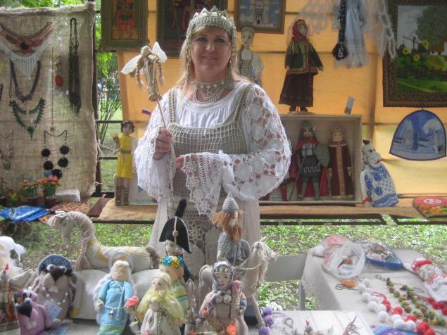 Международный фестиваль славянской культуры. Славянск-на- Кубани 2013., фото № 9