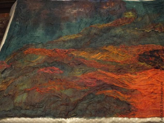 Вдохновение или рисуем шелком., фото № 12