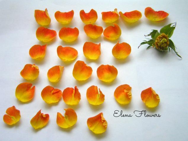 цветок, украшения ручной работы