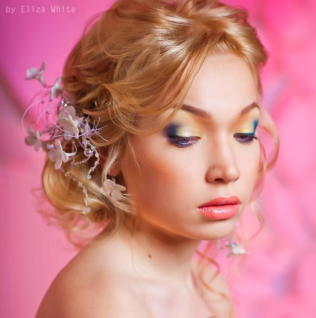 свадьба, украшения с цветами