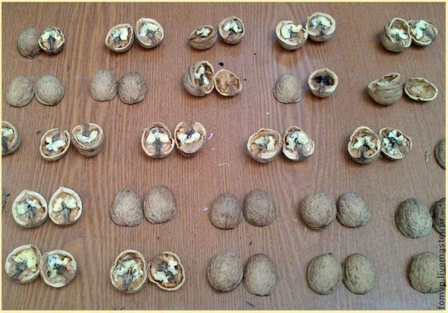 Орешки с предсказанием своими руками фото 251