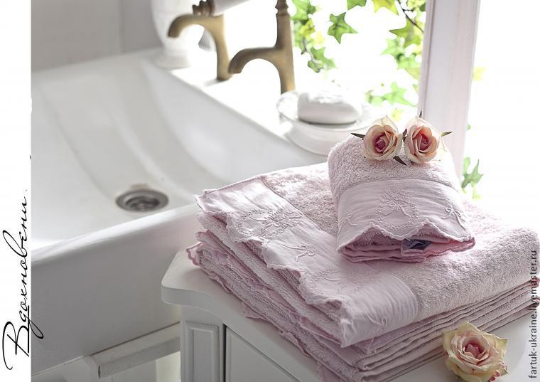 полотенце на липучке