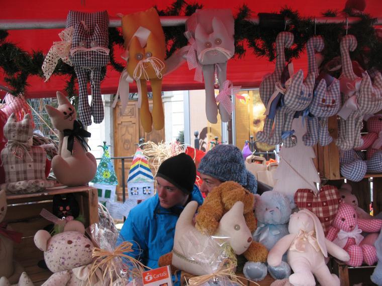 Рождественская рукодельная ярмарка в Санта-Мария-Маджоре, фото № 22
