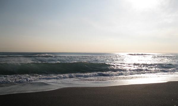 зима на побережье, фото № 4