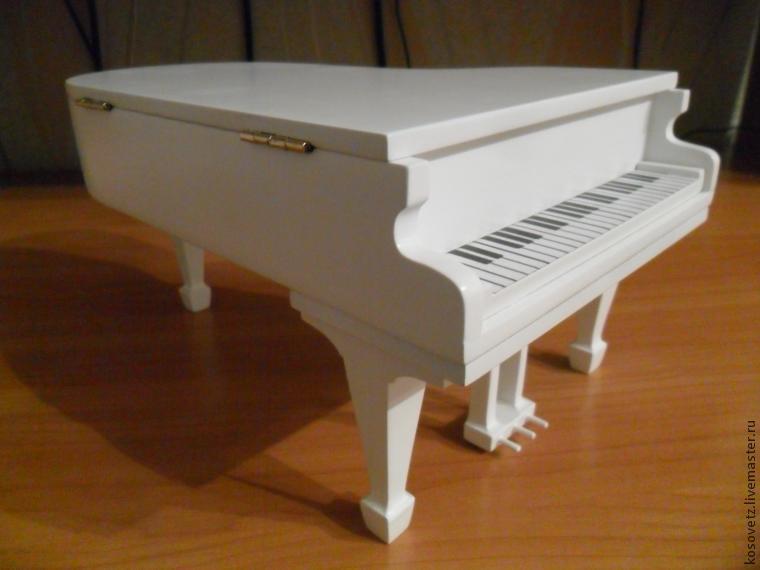 Пианино для кукол Видео на Запорожском портале 67