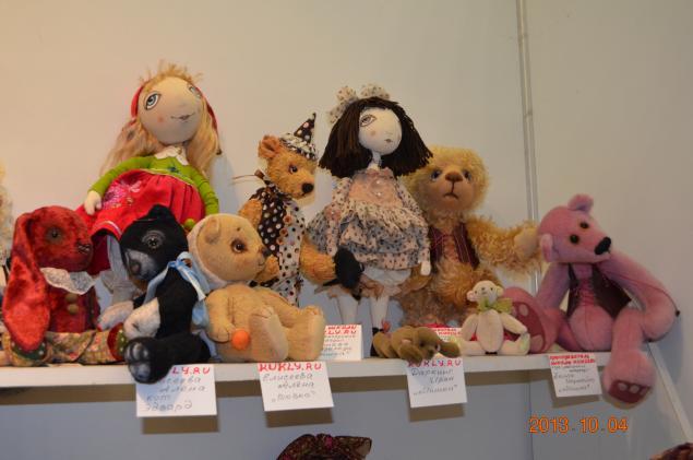 салон кукол 2013
