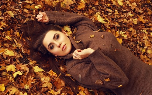 Осенняясессия в парке идеи 11