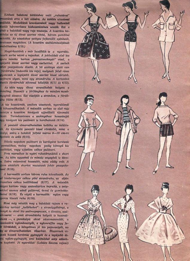 стильные платья прошлого