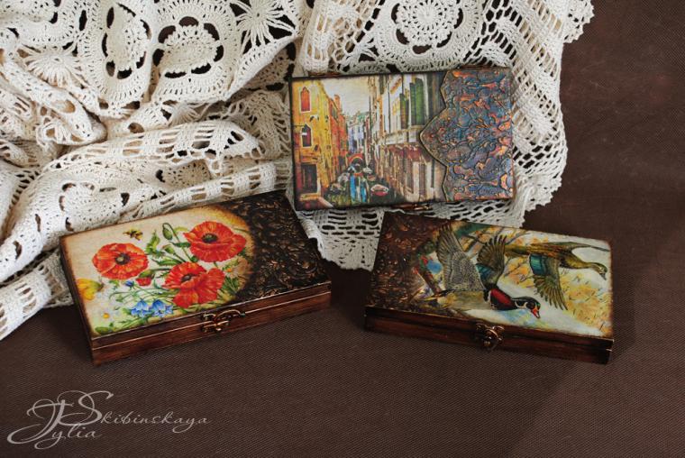 курсы, старение, декорирование handmade