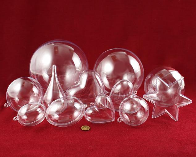 Заготовки для новогодних шаров в спб