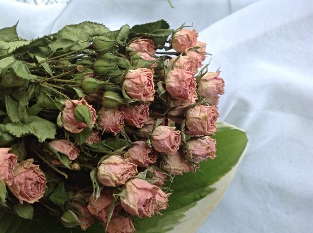 украшения из цветов