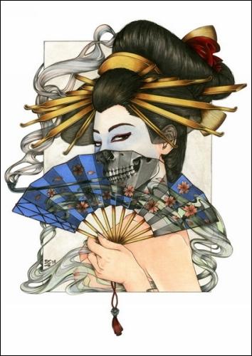 прекрасные гейши