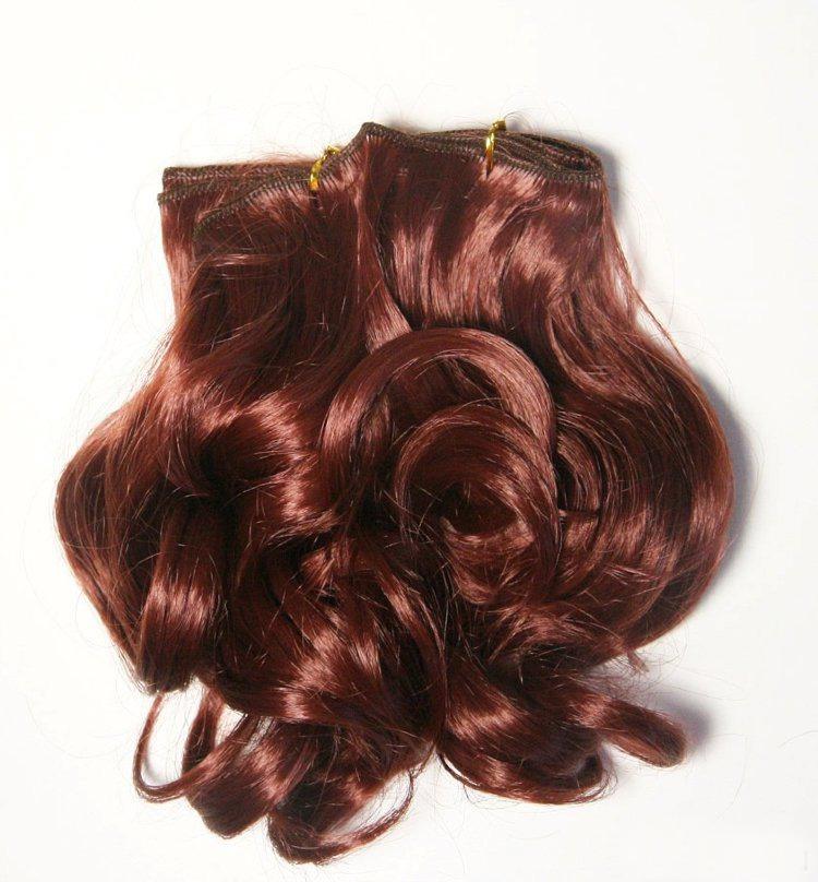 трессы искусственные, кукольные волосы