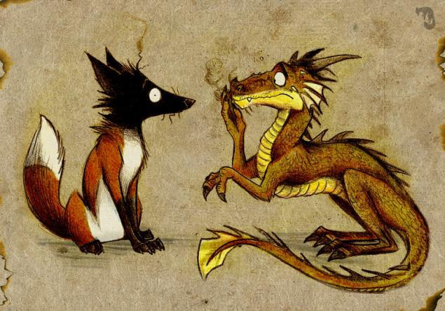 фантастические звери
