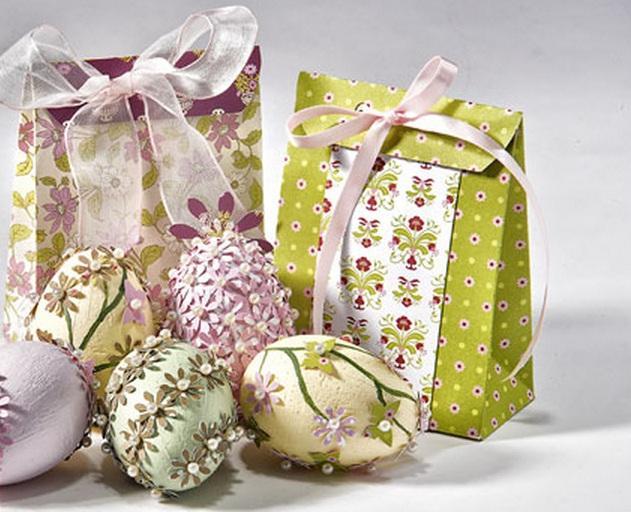 Подарки своим руками на пасху