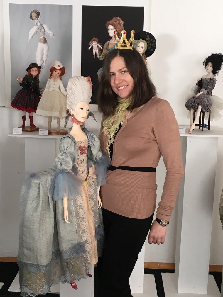 Отражение эпохи 18 века в кукле, фото № 4