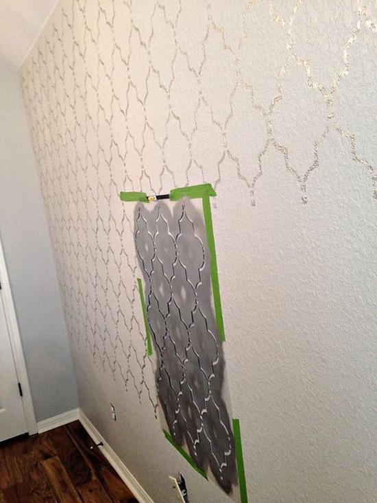 Колоритно и фактурно 20 креативных идей для декора стен и пола, фото № 20
