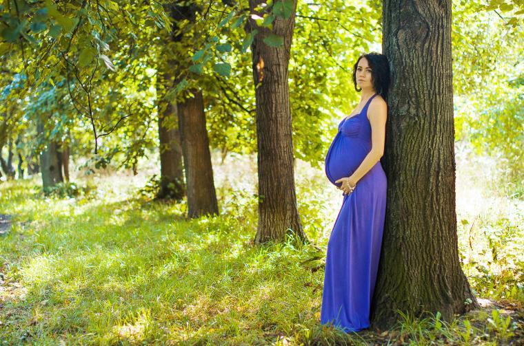 беременность, счастье
