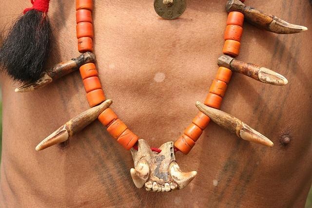 Этнические украшения народа Нага, фото № 6