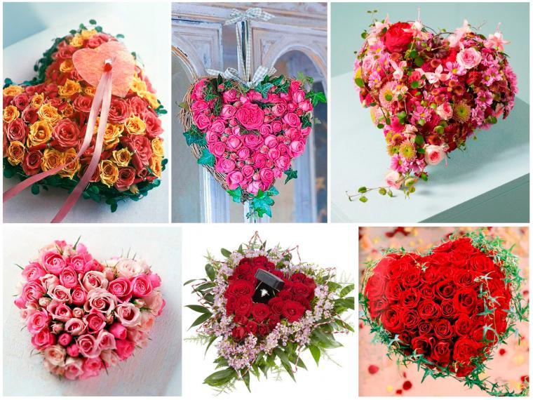 букет цветов, подарок любимой, живые цветы, композиция