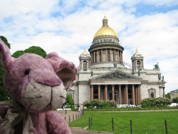 Путешествие зайца из Москвы в Санкт-Петербург, фото № 8