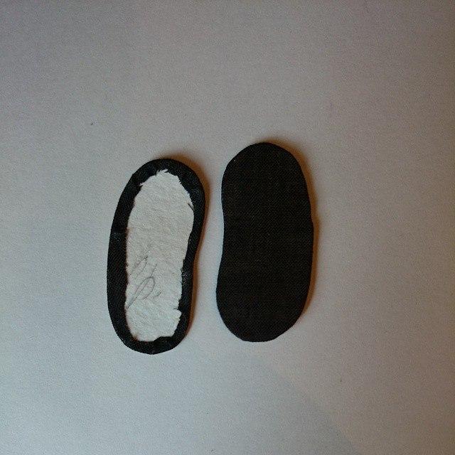 ботинки для мишки